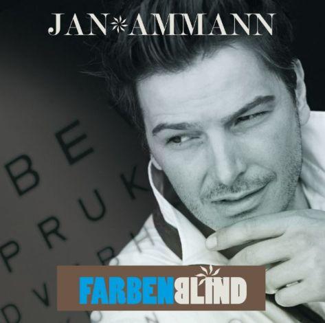 Jan.CD-Cover Farbenblind
