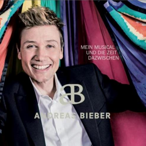 CD-Cover Andy Bieber